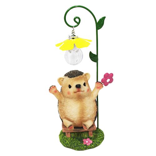 Figurka z lampką LED - Jeż