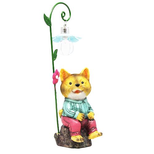 Figurka z lampką LED - Lisek