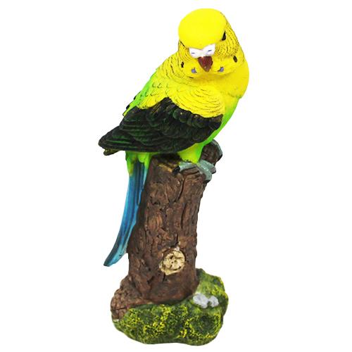 Figurka papuga - Ara - Żółta