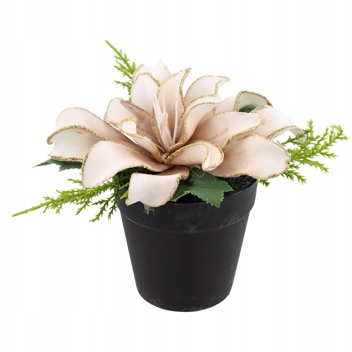 Kwiat piankowy - Stroik - Różowy
