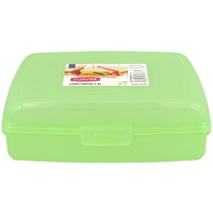 Śniadaniówka 2,7 l zielona