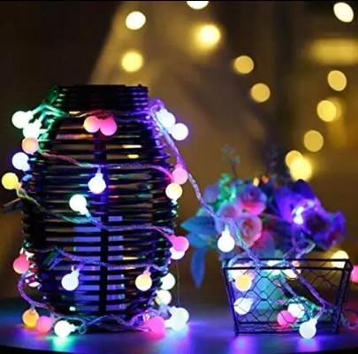 Girlanda 15m 50 LED multikolor
