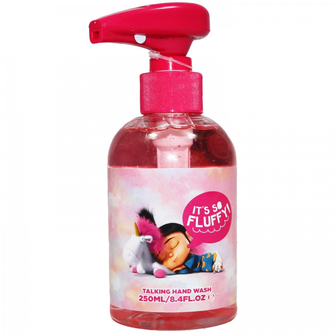 Mydło grające Minionki - Różowe - It's so fluffy