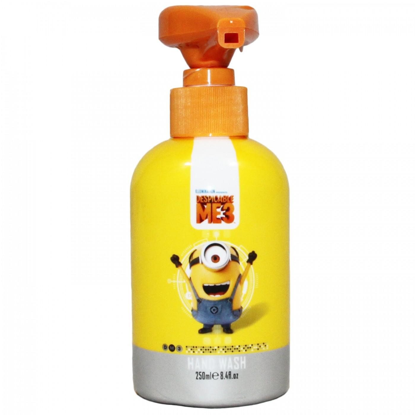 Mydło z dźwiękiem grające - Minionki - żółte