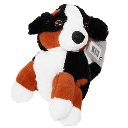 Stoper odbojnik do drzwi pies czarny biały brązowy