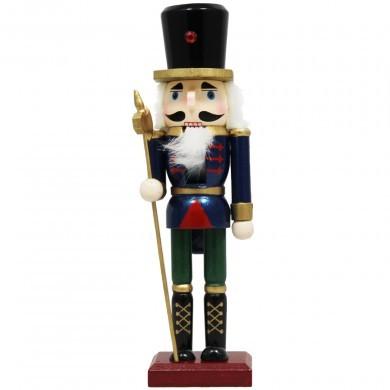 Dziadek do orzechów - żołnierz 25cm - Figurka drewniana