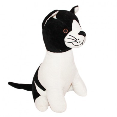 Stoper odbojnik do drzwi kot czarno biały