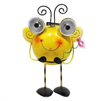 Figurka solarna ogrodowa - Pszczoła
