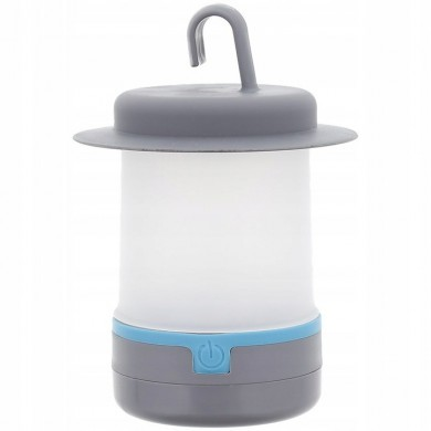 Lampa campingowa LED - Niebieska