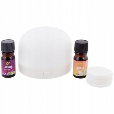 Dyfuzor zapachowy LED + 2 wkłady