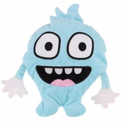 Maskotka potwór termofor - Niebieska