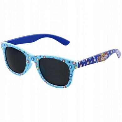 Okulary PSI PATROL przeciwsłoneczne - Niebieskie