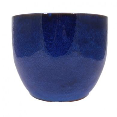 Donica niebieska jajo M