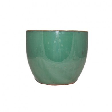 Donica zielona jajo M