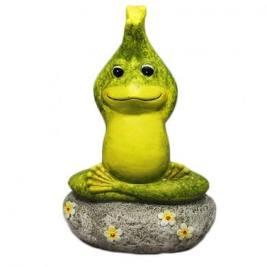 Figurka ogrodowa - Żaba - 45 cm