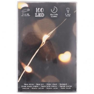LAMPKI NA DRUCIKU 100LED