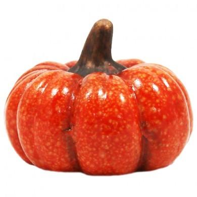 Ozdobna dynia figurka dekoracja jesienna