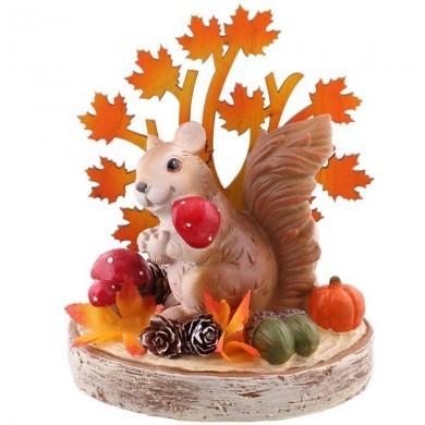 Figurka wiewiórka