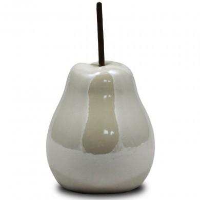 Gruszka ceramiczna ozdobna mała