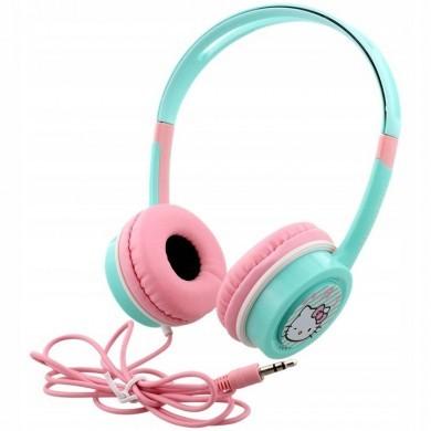 Hello Kitty słuchawki dziecięce