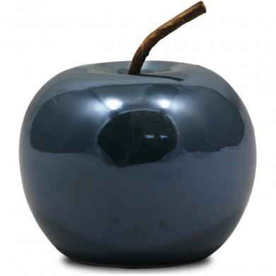 Jabłko ceramiczne ozdobne małe