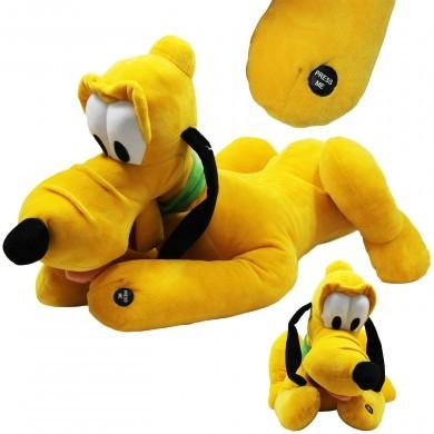 Maskotka grająca interaktywna z dźwiękiem - pies - Pluto - 50 cm