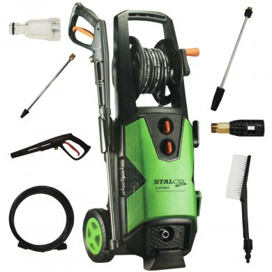 Myjka ciśnieniowa Stalco S-97905 - 170 BAR - 2500 W - 468 L/h + akcesoria