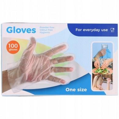 Rękawiczki 100szt
