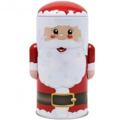 Pojemnik puszka na pierniki - Święty Mikołaj