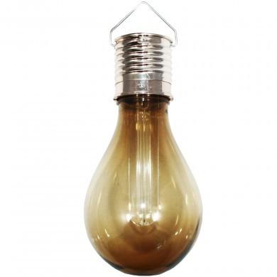 Żarówka lampka LED - solarna